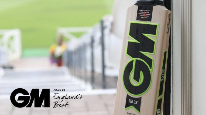 GM Zelos Cricket Bat 2019