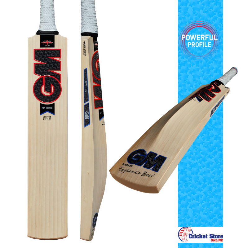 GM Mythos Cricket Bat