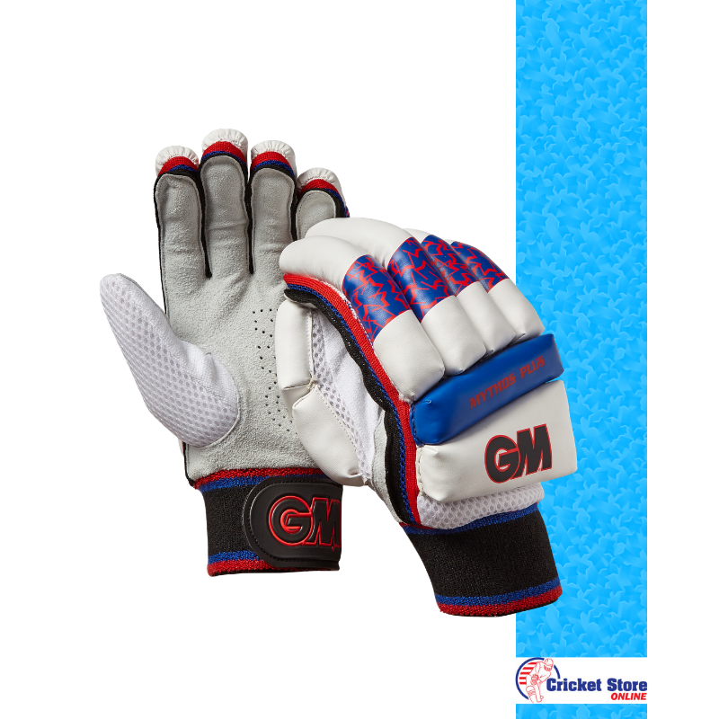 GM Mana Plus Cricket Batting Gloves Gunn /& Moore 2018