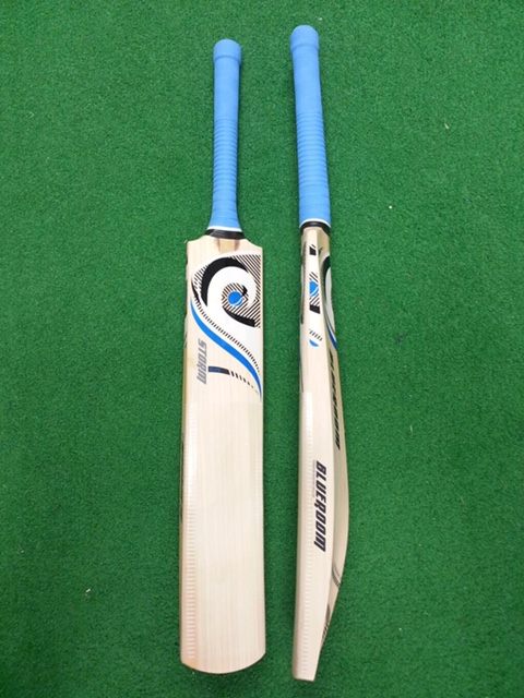 The First Noticeable Thing About Blue Room Storm Cricket Bat Is That These Bats Are Made From Much Ger Than Usual Clefts