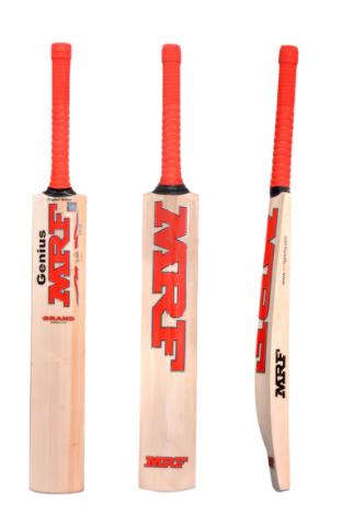 MRF genius grand edition 1.0 cricket bat 2021