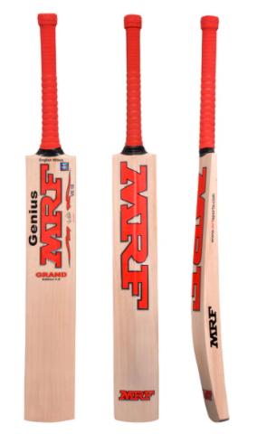 MRF genius grand edition 2.0 junior cricket bat 2021