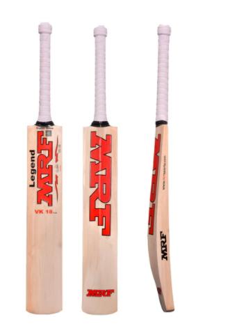 MRF legend VK 18 1.0 cricket bat 2021